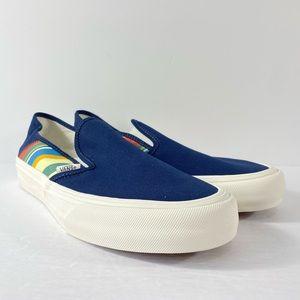 Vans Slip-On SF Retro Stripes Sneakers